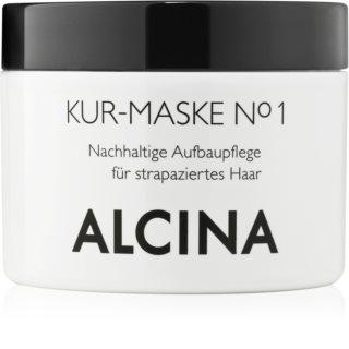 Alcina N°1 интенсивная маска для окрашенных волос