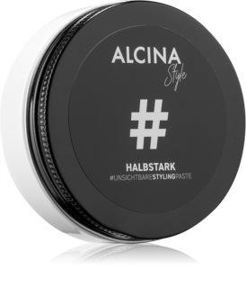 Alcina #ALCINA Style transparentná stylingová pasta pre stredne silnú fixáciu