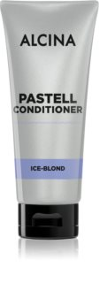 Alcina Pastell balsamo rinfrescante per capelli schiariti, con meches biondo freddo