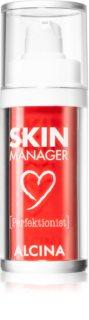 Alcina Skin Manager Perfektionist pudră lichidă, pentru un ten perfect mat