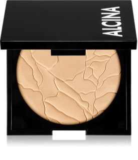 Alcina Decorative Matt Sensation kompaktni puder in podlaga 2v1