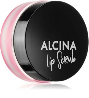 Alcina Decorative Lip Scrub Lip Scrub with Regenerative Effect