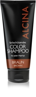 Alcina Color Brown shampoo per capelli castani