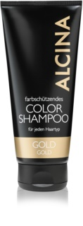 Alcina Color Gold Shampoo für warme Blondtöne