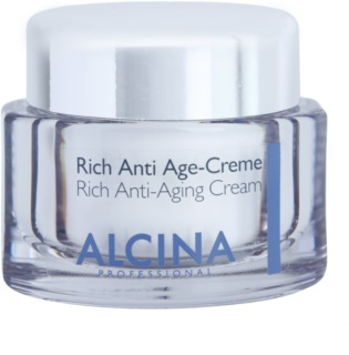 Alcina For Dry Skin Nourishing Cream with Anti-Aging Effect