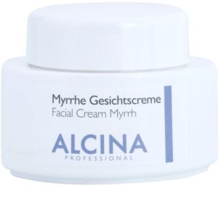 Alcina For Dry Skin Myrrh κρέμα προσώπου με αντιρυτιδικά αποτέλεσματα