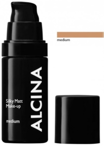 Alcina Decorative Silky Matt make up cu efect de pulbere