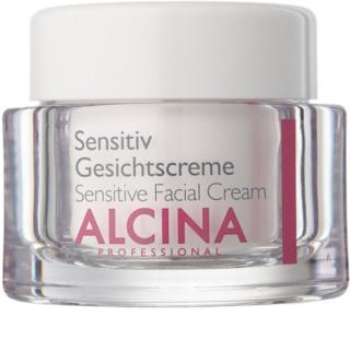 Alcina For Sensitive Skin καταπραϋντική κρέμα προσώπου