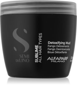 Alfaparf Milano Semi di Lino Sublime Detoxifying Mask for All Hair Types