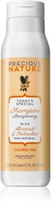 Alfaparf Milano Precious Nature Almond & Pistachio Shampoo For Colored Hair