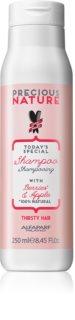 Alfaparf Milano Precious Nature Berries & Apple hydratačný šampón pre suché vlasy