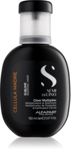Alfaparf Milano Semi di Lino Sublime Glow Multiplier  Hair Concentrate  With Vitamins