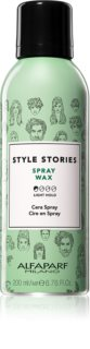 Alfaparf Milano Style Stories Spray Wax Haarwachs im Spray