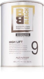 Alfaparf Milano B&B Bleach High Lift 9 polvere ad alto potere decolorante