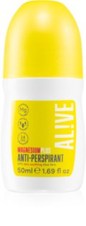 AL!VE Magnesium Plus Anti-perspirant рол- он против изпотяване