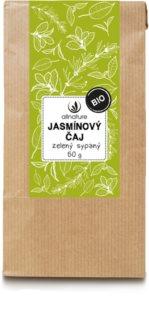 Allnature Jasmínový čaj BIO zelený čaj sypaný
