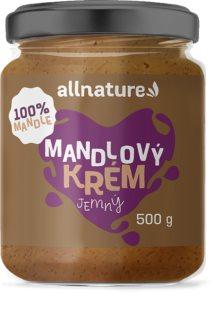 Allnature Mandlový krém ořechová pomazánka