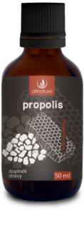 Allnature Propolis bylinné kapky doplněk stravy pro podporu imunity