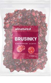 Allnature Brusinka sušená sušené ovoce nesířené