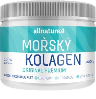 Allnature Mořský kolagen Original Premium doplněk stravy pro dokonalou pleť