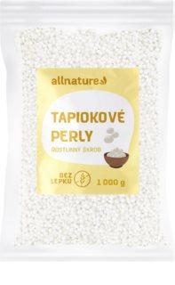 Allnature Tapiokové perly rostlinný škrob
