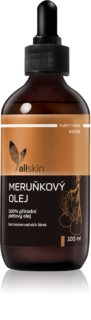 Allskin Apricot olio di albicocca hidegen sajtolt
