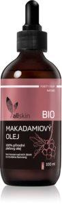 Allskin Bio Macadamia olio di macadamia