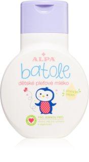 Alpa Batole dětské pleťové mléko s olivovým olejem