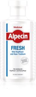 Alpecin Medicinal Fresh Virkistävä Kasvovesi Rasvaiselle Päänahalle