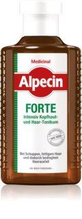 Alpecin Medicinal Forte Intensiivinen Kasvovesi Hiustenlähtöä Ja Hilsettä Vastaan