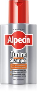 Alpecin Tuning Shampoo Toning Shampoo For  First Grey Hair