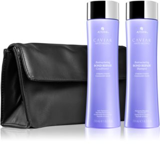 Alterna Caviar Anti-Aging Restructuring Bond Repair Cosmetic Set (For Weak Hair)