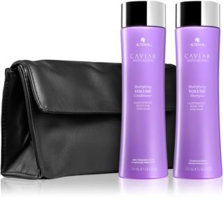 Alterna Caviar Anti-Aging Multiplying Volume Cosmetica Set  (voor Haar zonder Volume )