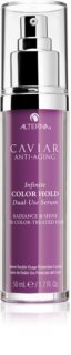 Alterna Caviar Anti-Aging Infinite Color Hold sérum para dar brillo y suavidad al cabello