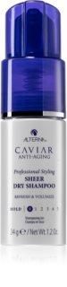 Alterna Caviar Anti-Aging shampoo secco per assorbire il sebo in eccesso e rinfrescare i capelli