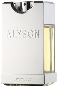 Alyson Oldoini Crystal Oud Eau de Parfum for Men 100 ml