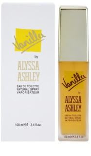 Alyssa Ashley Vanilla eau de toillete για γυναίκες