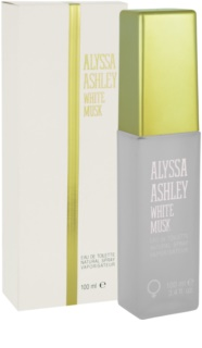 Alyssa Ashley Ashley White Musk eau de toillete για γυναίκες