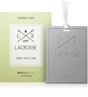 Ambientair Lacrosse Green Tea & Lime odświeżacz do tkanin