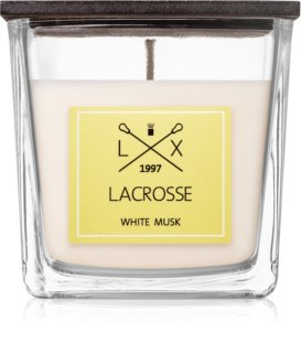Ambientair Lacrosse White Musk αρωματικό κερί