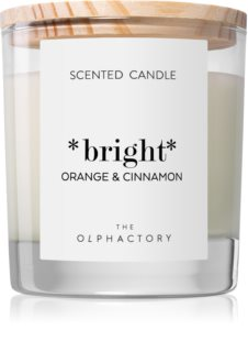 Ambientair Olphactory Orange & Cinnamon aроматична свічка (Bright)