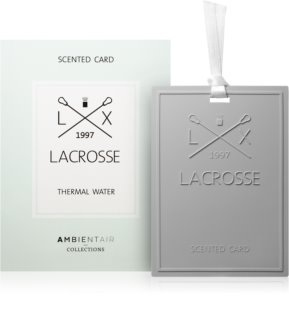 Ambientair Lacrosse Thermal Water profuma biancheria