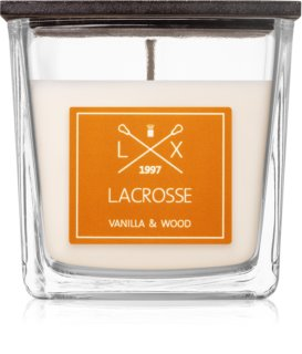 Ambientair Lacrosse Vanilla & Wood αρωματικό κερί