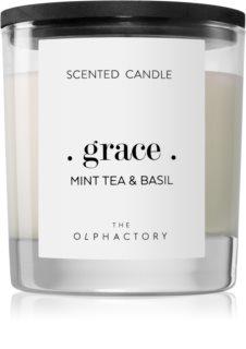 Ambientair Olphactory Mint Tea & Basil mirisna svijeća