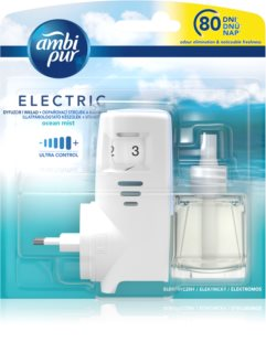 AmbiPur Electric Ocean Mist електрически уред за освежаване на въздуха