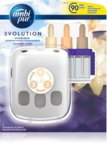AmbiPur 3volution Moonlight Vanilla електрически уред за освежаване на въздуха