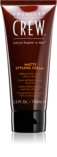 American Crew Styling Matte Styling Cream Hair Styling Gel for a Matte Look