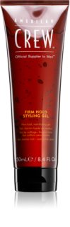 American Crew Styling Firm Hold Styling Gel gel modellante fissaggio forte