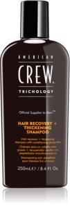American Crew Trichology shampoing rénovateur pour des cheveux plus épais