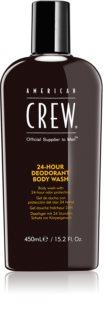 American Crew Hair & Body 24-Hour Deodorant Body Wash Douchegel met Deodorant Werking  24h